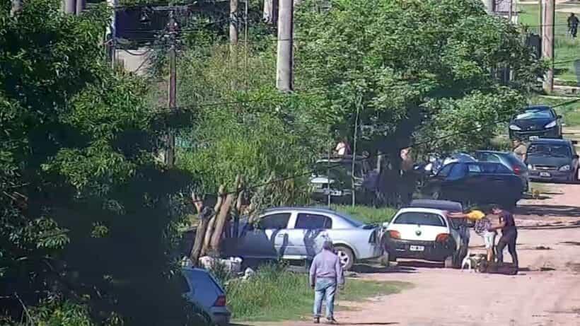 Un hombre fue detenido minutos después de robar en un comercio