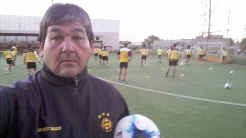 Falleció Marcelo Benavídez, ex entrenador de arqueros de Flandria