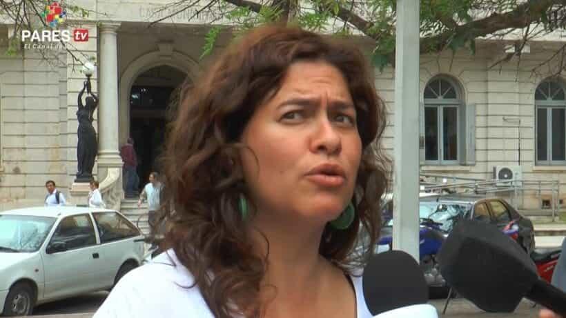 Falleció la militante social Guadalupe Ledesma