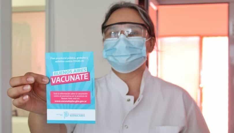 Llegaron 1000 nuevas dosis de la vacuna contra el coronavirus