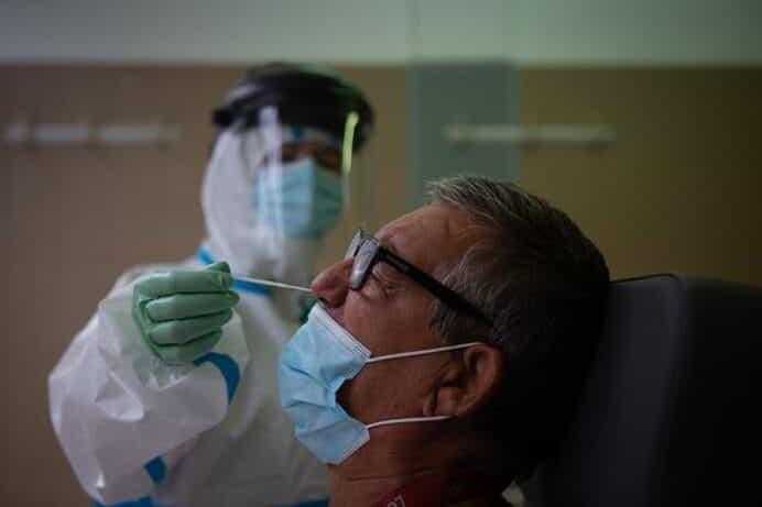 Se detectaron 27 nuevos casos de COVID-19