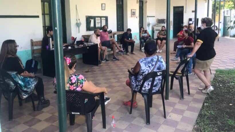 Proyecto Vivir Luján: avanza la etapa de diagnóstico en barrios populares