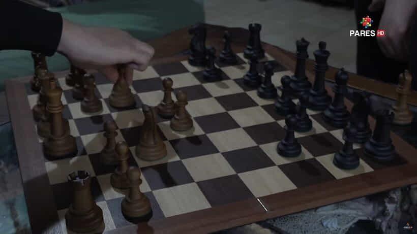 Organizan una jornada de ajedrez en la Estación de Jáuregui
