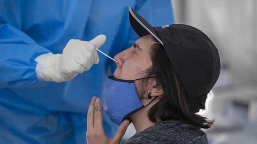 Volvieron a aumentar los casos de coronavirus