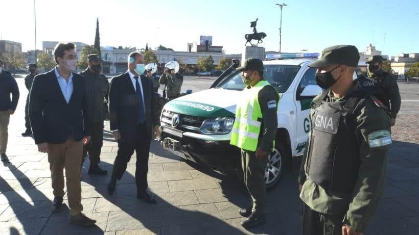 Acuerdan la llegada de más gendarmes a la ciudad