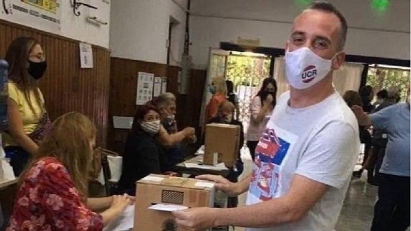 Pérez Naveiro se quedó con la interna radical