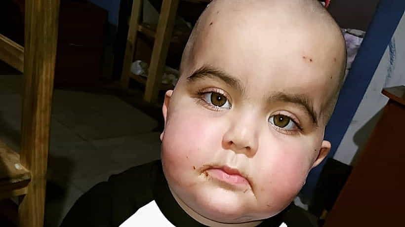 «Todos x Ezra»: ante el avance del tumor, suspendieron el viaje y la operación