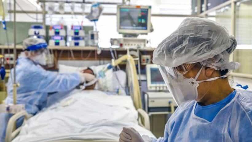Coronavirus: dos muertos y 72 casos positivos