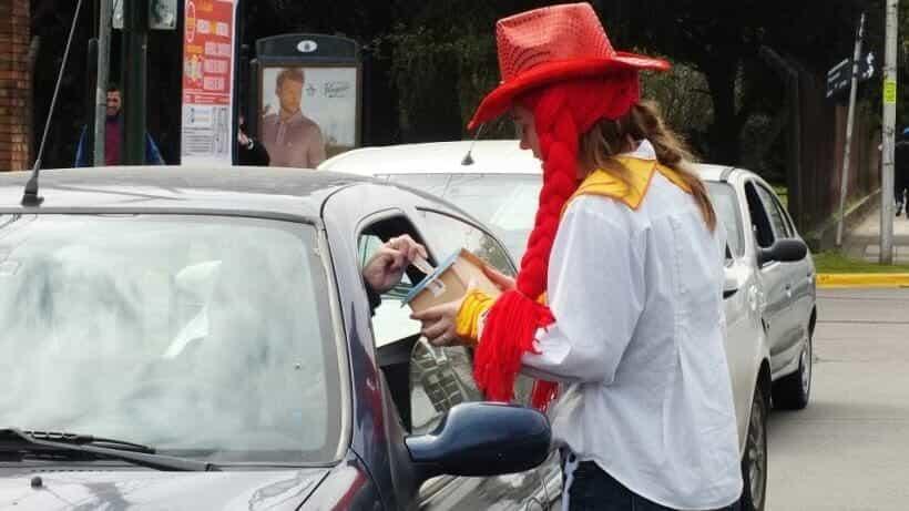 TECHO convoca a voluntarios para su colecta anual