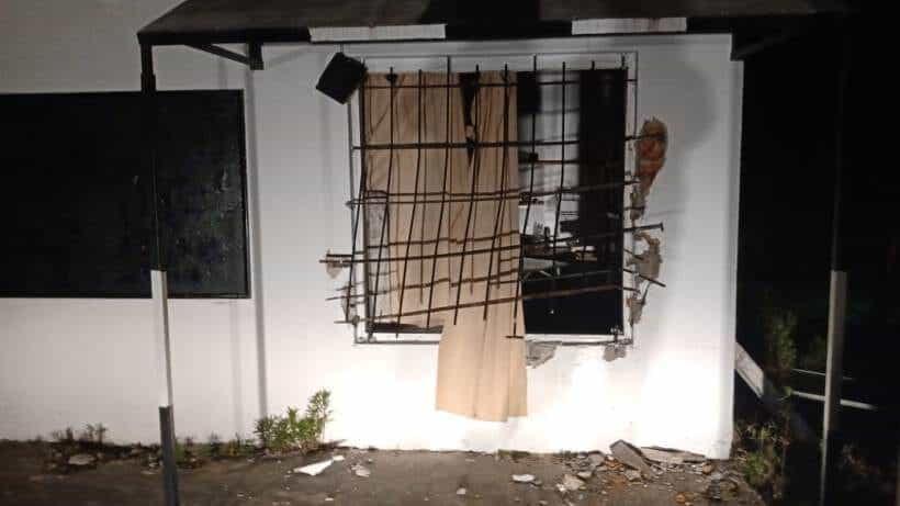 Dos robos en casi 24 horas en la Escuelita El Mirador